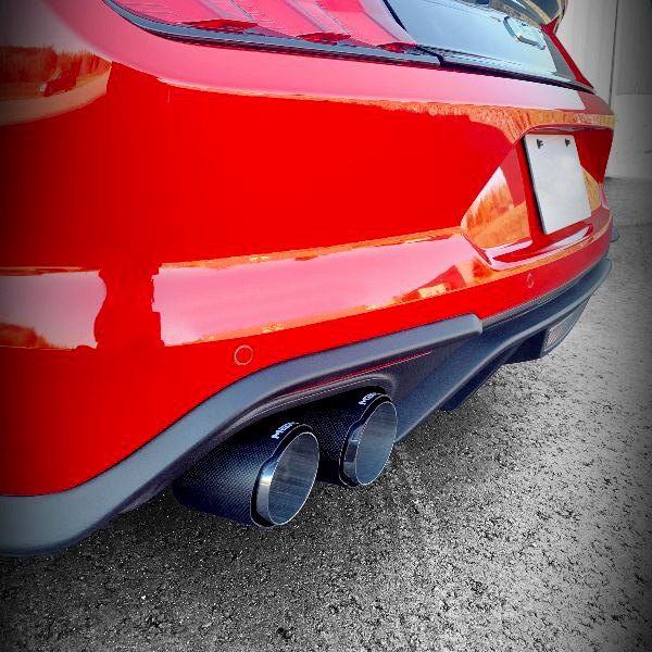 mbrp active exhaust ford mustang forum